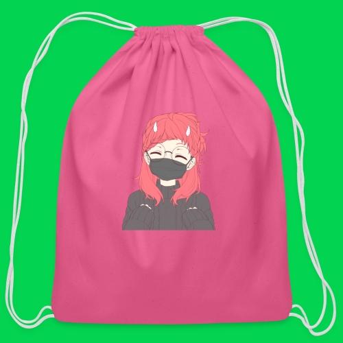 mei yay - Cotton Drawstring Bag