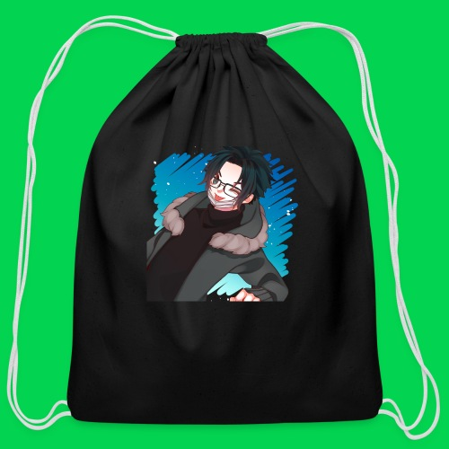 Mr no name guy. - Cotton Drawstring Bag