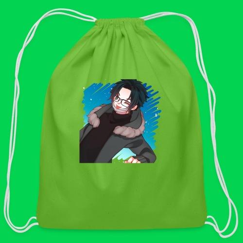 Mr no name guy. - Cotton Drawstring Bag