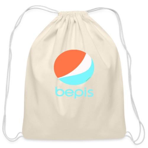 The Best Beverage - Bepis - Cotton Drawstring Bag