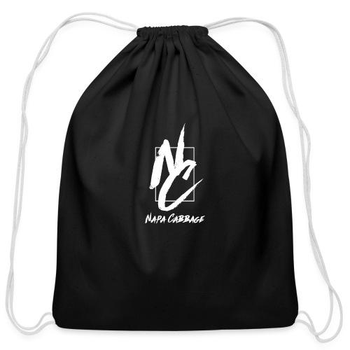 Napa Cabbage Gear - Cotton Drawstring Bag