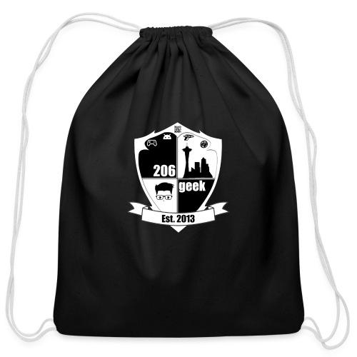 206geek podcast - Cotton Drawstring Bag