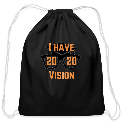 Class of 2020 Vision - Cotton Drawstring Bag
