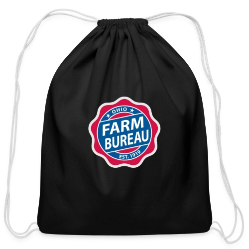 Color Logo - Cotton Drawstring Bag