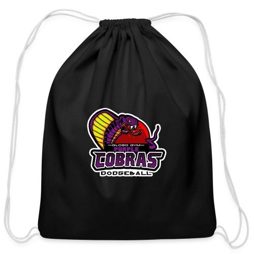 globo gym costume - Cotton Drawstring Bag