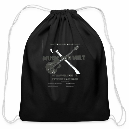 2018 Pre-St. Patricks Day Bash - Cotton Drawstring Bag