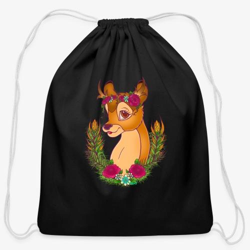 bam-bae - Cotton Drawstring Bag