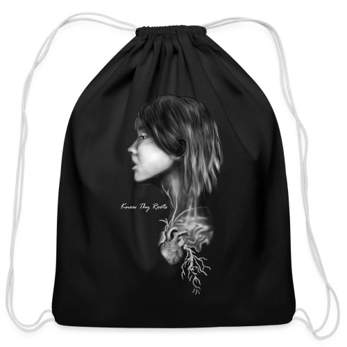 Know Thy Roots - Cotton Drawstring Bag