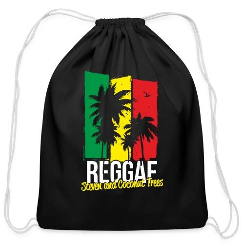 reggae - Cotton Drawstring Bag