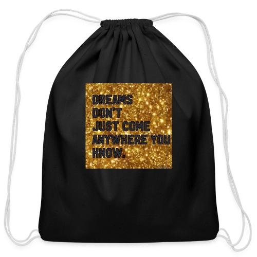 dreamy designs - Cotton Drawstring Bag