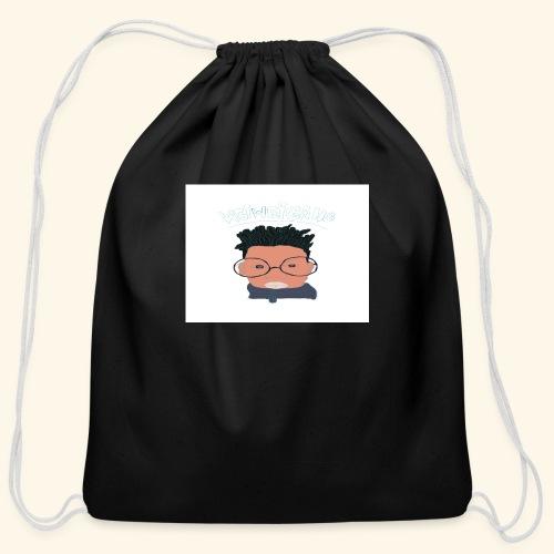 weiweigang logo edit - Cotton Drawstring Bag