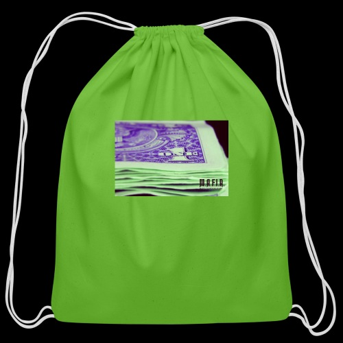 Another day another dollar MAFIA - Cotton Drawstring Bag