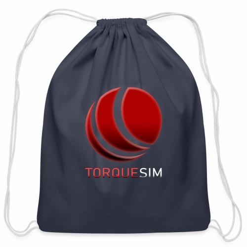 TORQUESIM merchandise - Cotton Drawstring Bag