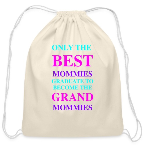 Best Seller for Mothers Day - Cotton Drawstring Bag