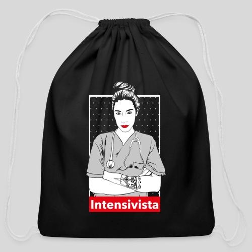 Intensivista - Cotton Drawstring Bag