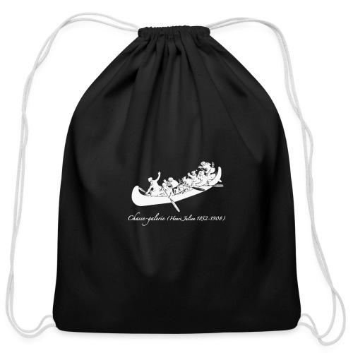 Chasse-galerie - Sac à cordon en coton