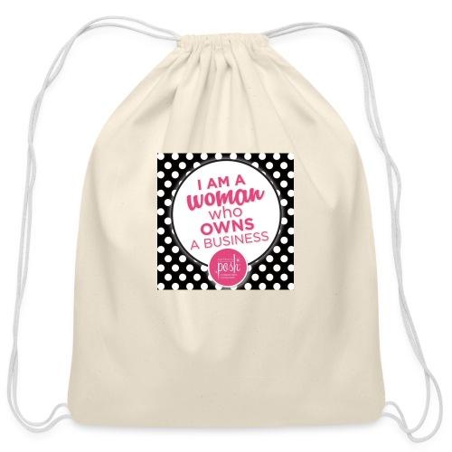 Perfectly Posh - Cotton Drawstring Bag