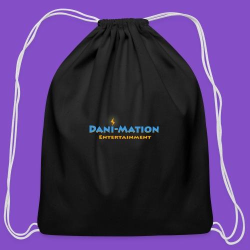 DaniMation Logo - Cotton Drawstring Bag