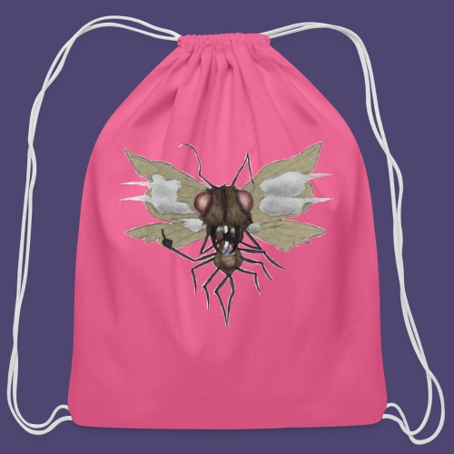 Toke Fly - Cotton Drawstring Bag