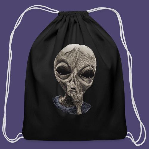 Fuck Conformity - Cotton Drawstring Bag