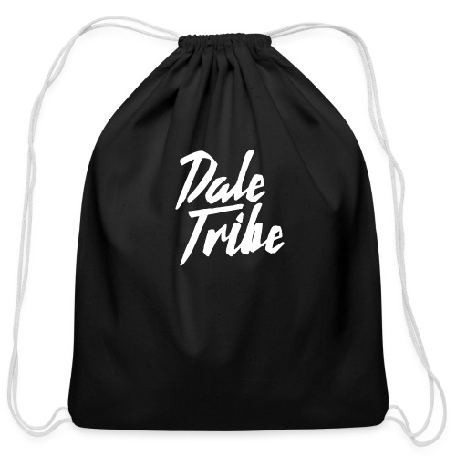 Dale Tribe Logo - Cotton Drawstring Bag