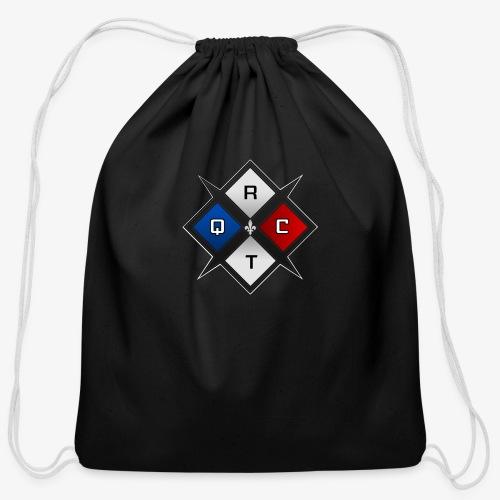 RTQC Logo - Cotton Drawstring Bag