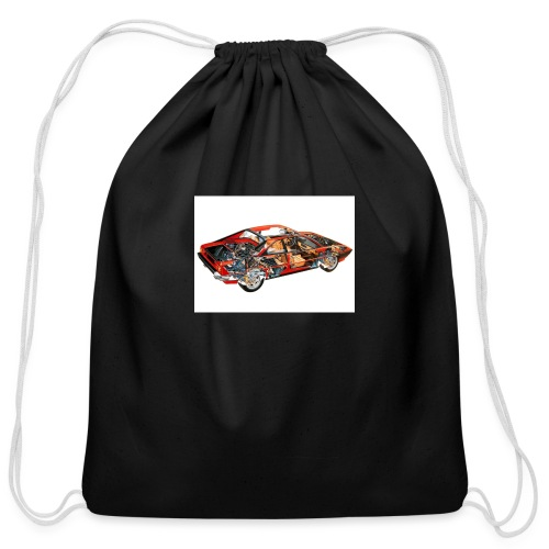 FullSizeRender mondial - Cotton Drawstring Bag