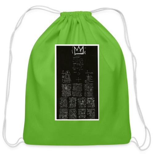 J. M. Basquiat - Cotton Drawstring Bag