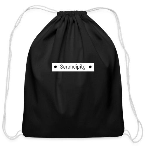 Serendipity - Cotton Drawstring Bag