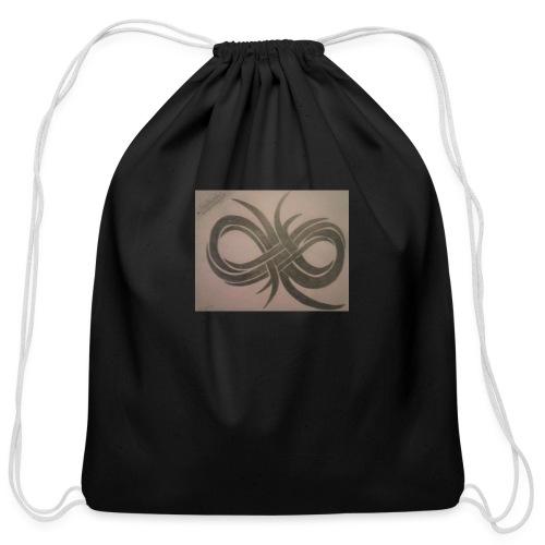 Infinity - Cotton Drawstring Bag