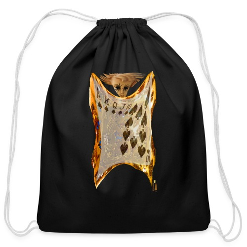 All In - Cotton Drawstring Bag