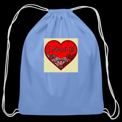 DE1E64A8 C967 4E5E 8036 9769DB23ADDC - Cotton Drawstring Bag