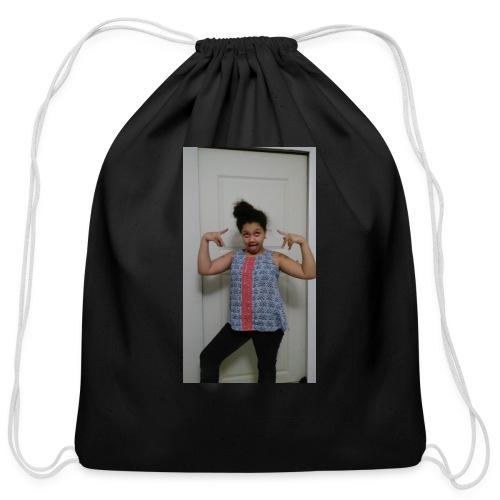 Winter merchandise - Cotton Drawstring Bag