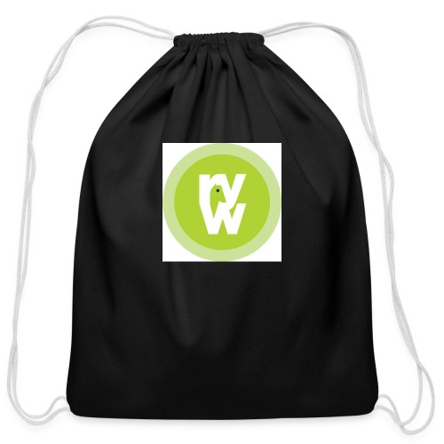 Recover Your Warrior Merch! Walk the talk! - Cotton Drawstring Bag
