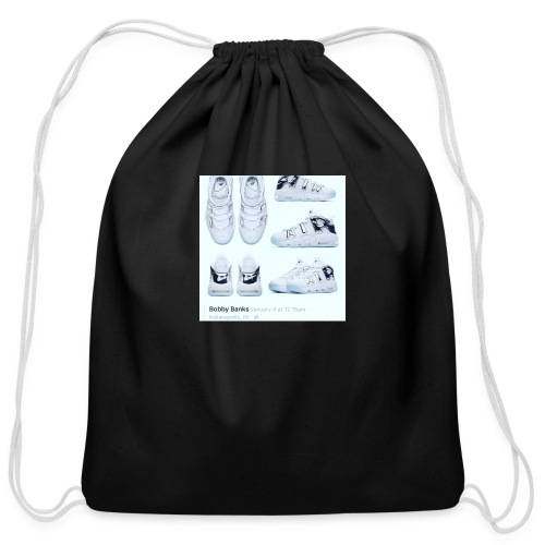04EB9DA8 A61B 460B 8B95 9883E23C654F - Cotton Drawstring Bag