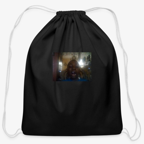 RASHAWN LOCAL STORE - Cotton Drawstring Bag