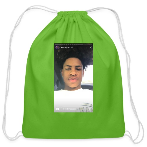 F4590FC6 2BCE 49C0 B208 388675CD285D - Cotton Drawstring Bag