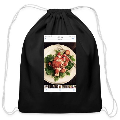 King Ray - Cotton Drawstring Bag
