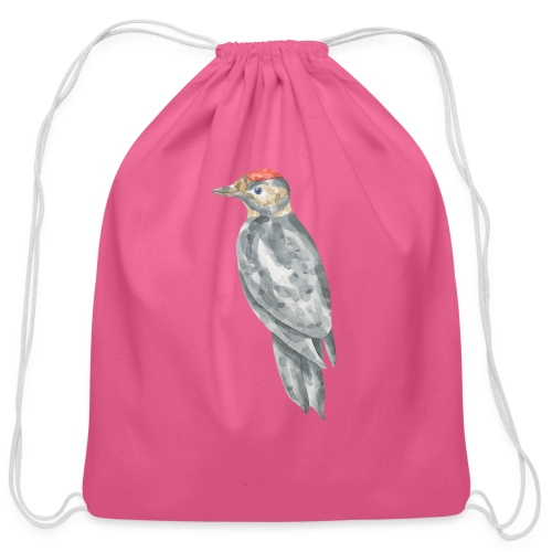 Bird - Cotton Drawstring Bag