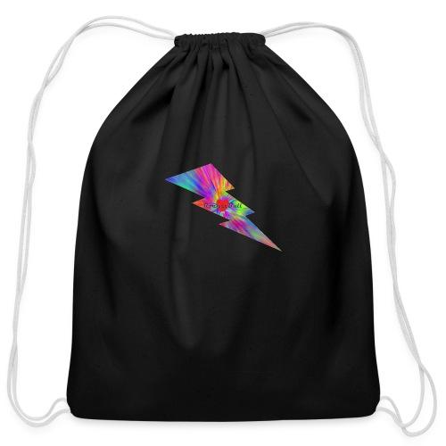 RocketBull X E - Cotton Drawstring Bag