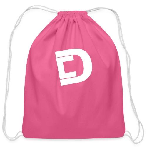 DrewskysChannel Youtube Logo - Cotton Drawstring Bag