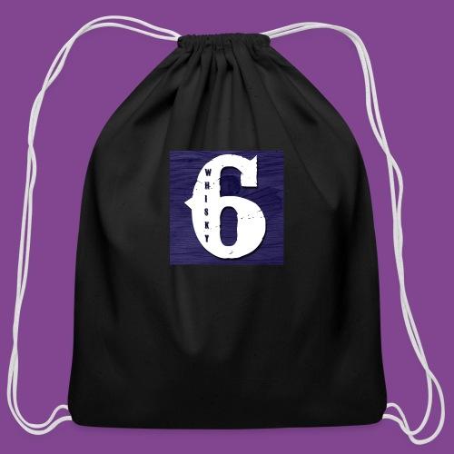 W6logo - Cotton Drawstring Bag