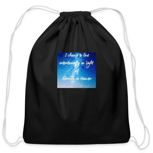 20161206_230919 - Cotton Drawstring Bag