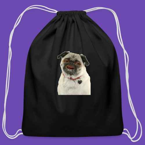 Good times goodbye good boy. - Cotton Drawstring Bag