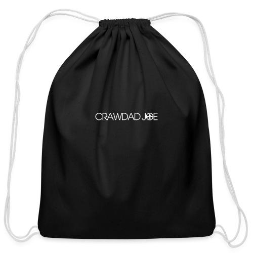 Logo white - Cotton Drawstring Bag