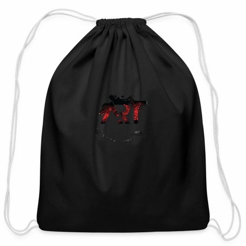 ART - Cotton Drawstring Bag