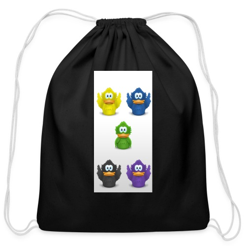 5 adiumys png - Cotton Drawstring Bag