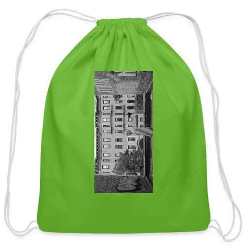 blackiphone5 - Cotton Drawstring Bag