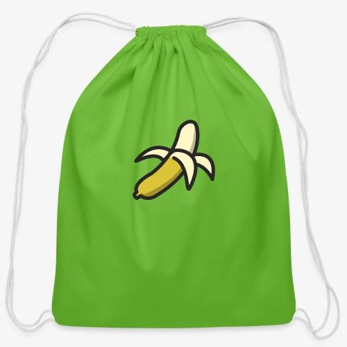 Banana Logo - Cotton Drawstring Bag