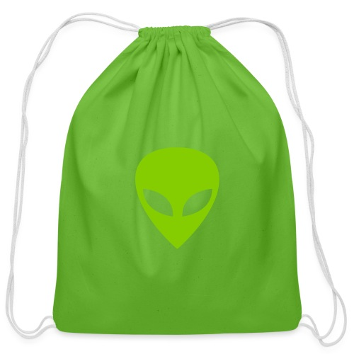 Alien - Cotton Drawstring Bag
